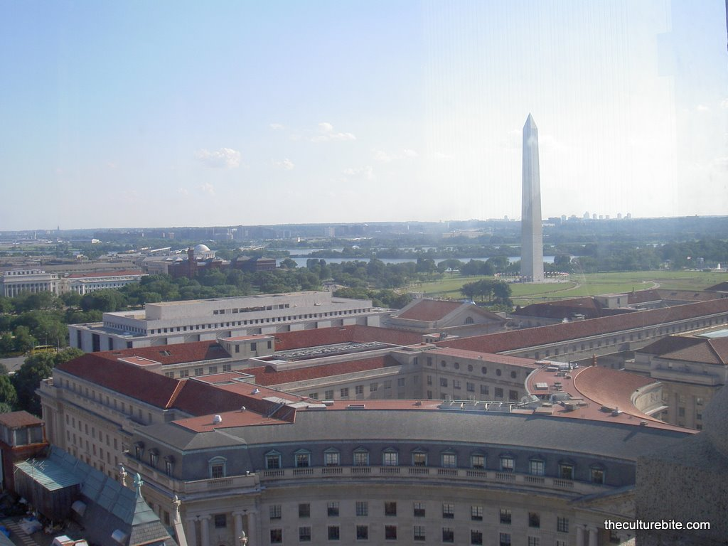 View Of The National Mall