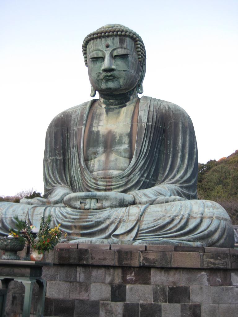Big Buddha Kamakura » TheCultureBite