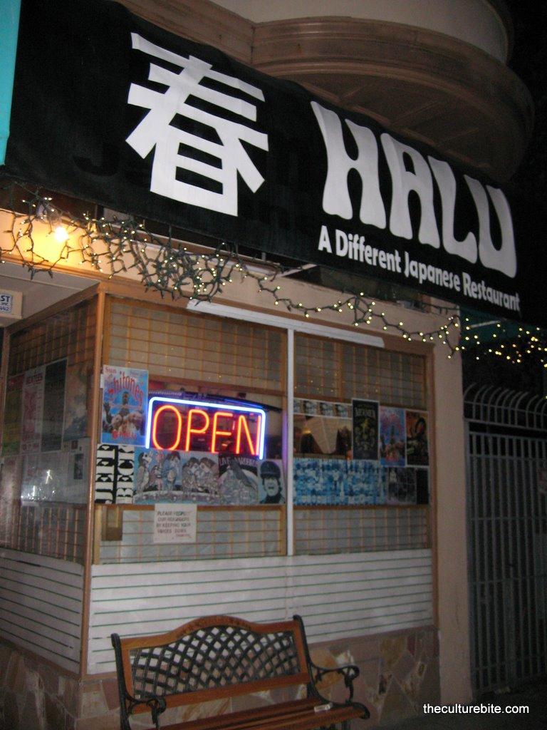 Halu Restaurant San Francisco Ca
