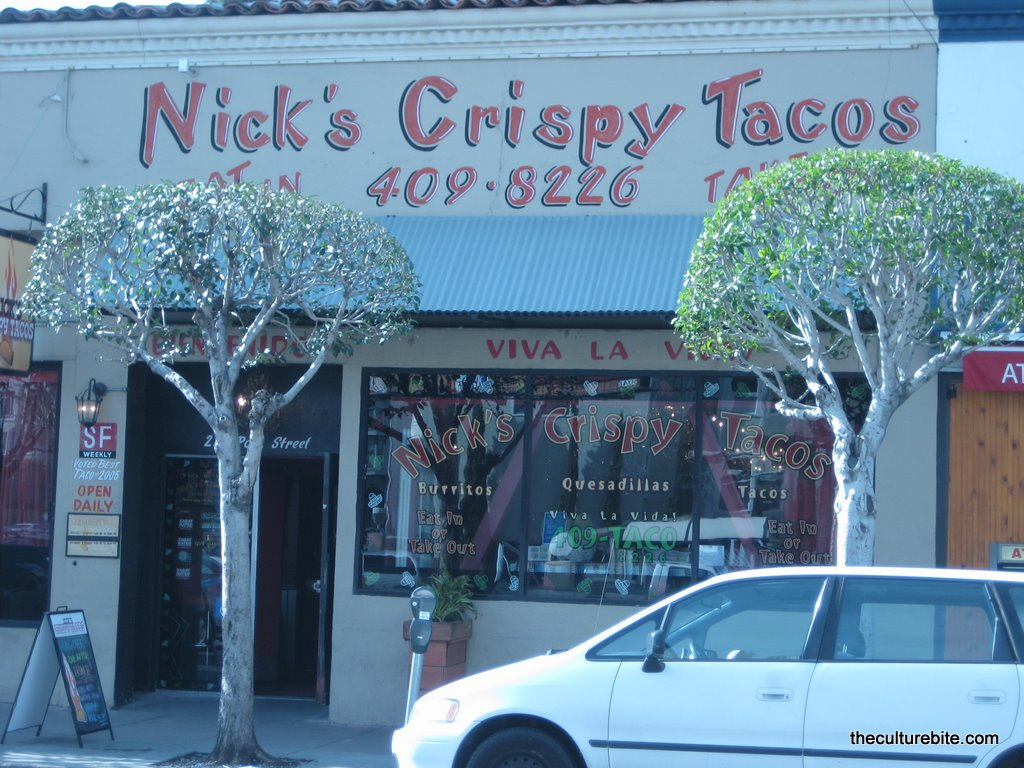 Nick's Crispy Tacos Storefront