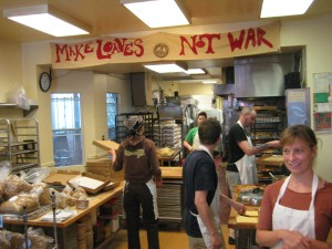 Arizmendi Bakery Inside