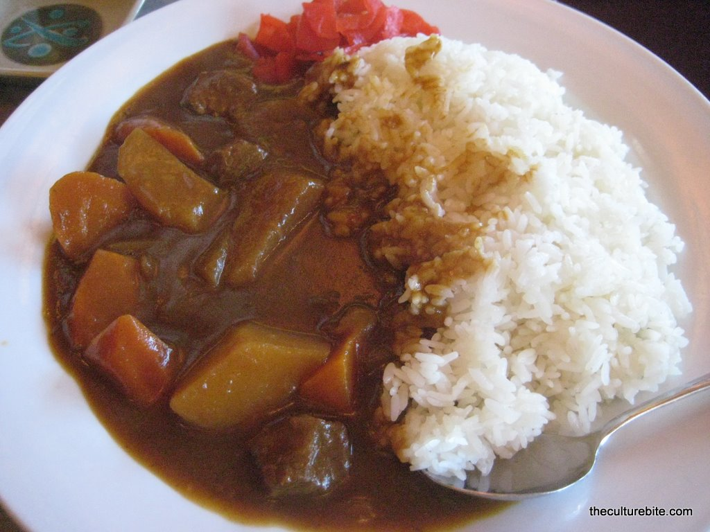 how to cook curry and rice
