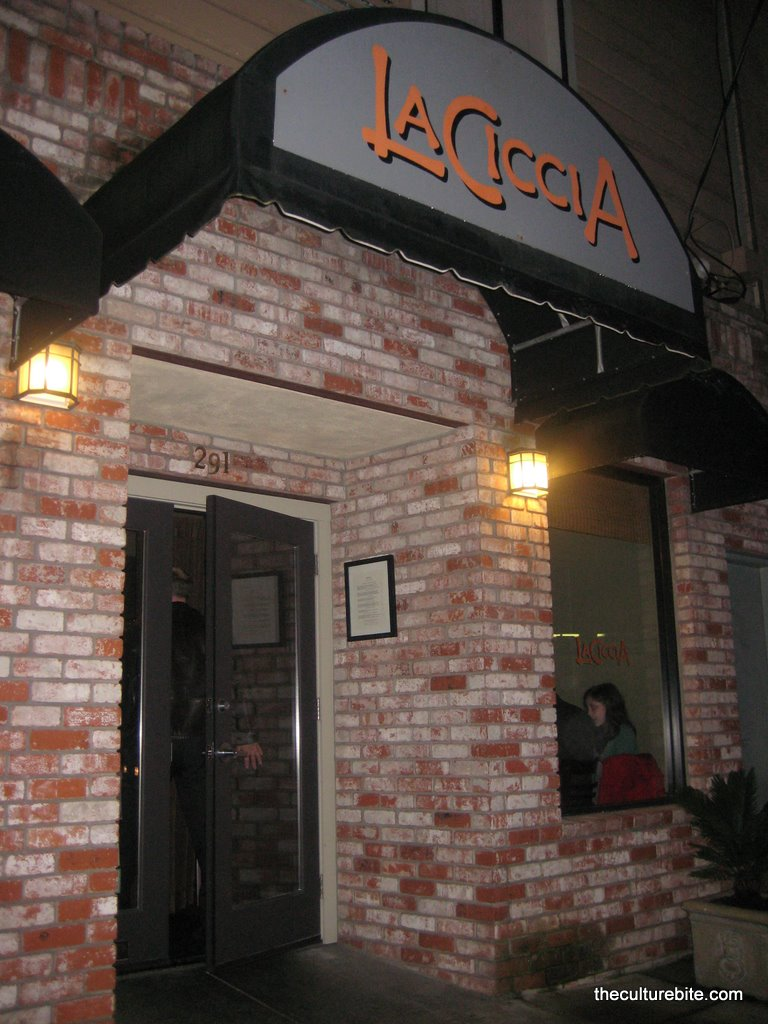 La Ciccia Restaurant San Francisco