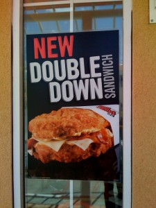 Double Down Poster