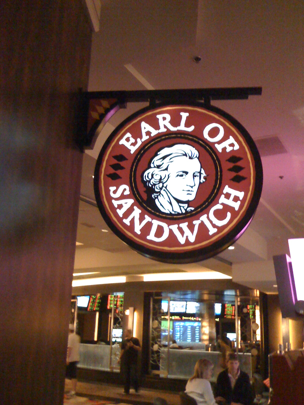 How Much Is A Mile >> Earl of Sandwich – Las Vegas » TheCultureBite