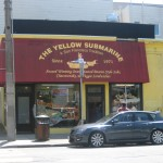Yellow Submarine Storefront