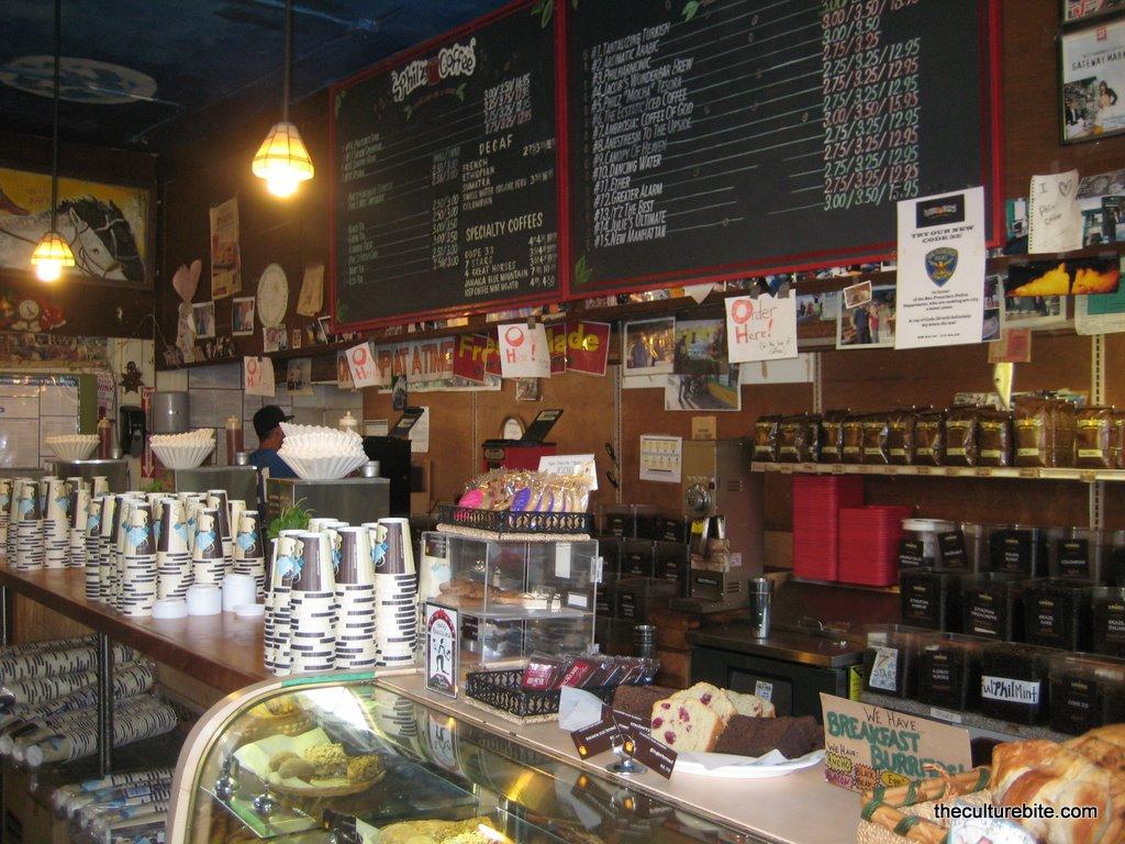 philz coffee interior Coffee Makes Me Poop