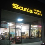 Sams Chinese Kitchen
