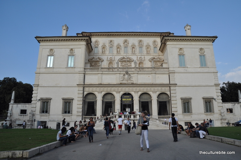 Rome Borghese Gallery