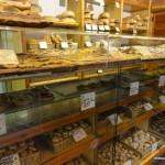 Rome Il Fornaio Pastry Window