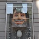 Barcelona Figueres Creepy Sculpture