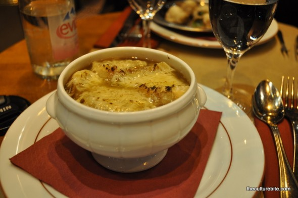 Paris French Onion Soup