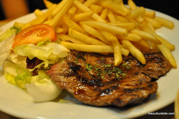 Paris Steak Frites
