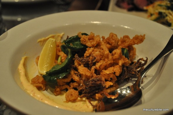 calamari appetiser recipes