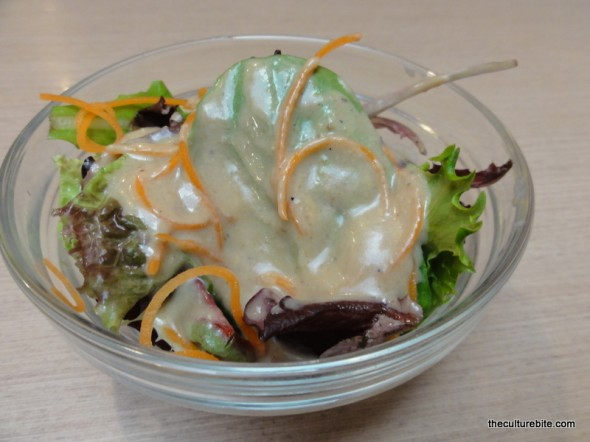 Hamano Sushi Salad
