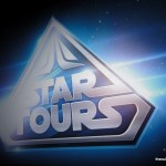 Star Tours - On the Projection Screen