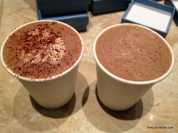 CocoaBella Hot Chocolates