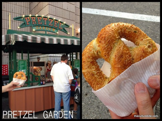 Pretzel Garden