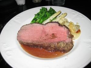 Blue Bayou Steak