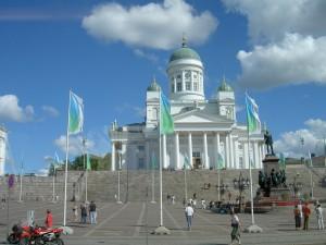 Interesting Building Helsinki
