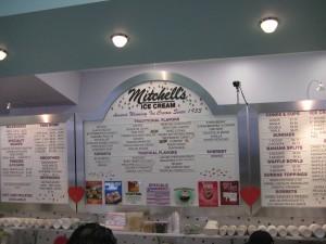 Mitchells Ice Cream