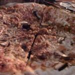 Palomino Sausage Mushroom Pizza