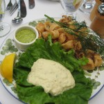The Ivy Fried Calamari