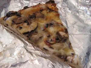 Arizmendi Bakery Mushroom