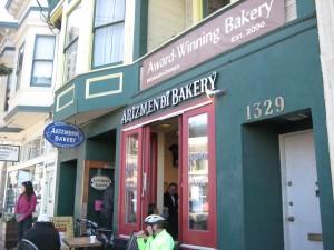 Arizmendi Bakery Storefront