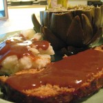 Dads Kitchen Meatloaf Plate