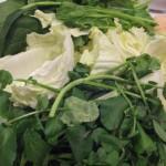 Hot Pot Spinach Napa Watercress