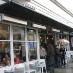 Pizzeria Delfina Storefront