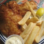 Barbara's Fish Trap Fish n Chips