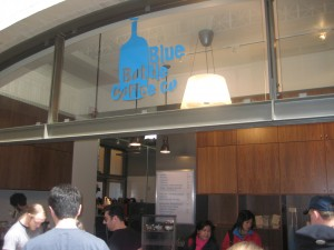 Blue Bottle Coffee Storefront