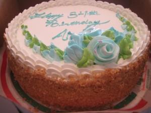 Diandas Napoleon Cake