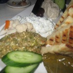 Kokkari Appetizer Plate