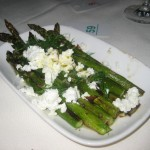 Kokkari Asparagus Goat Cheese