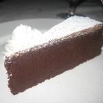 Kokkari Flourless Chocolate Cake