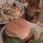 Westville Veggie Burger