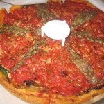 Little Star Pizza w Anchovies