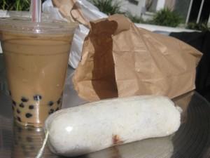 Tea Garden Rice Roll