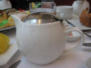 Rotunda Tea Pot
