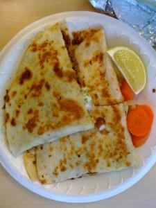 Tacos Peralta - Quesadilla