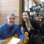Me and Bourdain