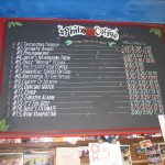 Philz Coffee Menu 2