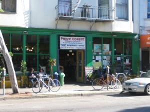 Philz Coffee Storefront