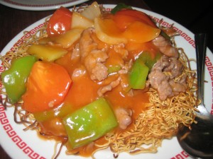 Sams Chinese Kitchen Fried Noodles