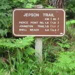 Tomales Bay Jepson Trail