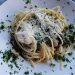 Colosseo Linguini with Seafood