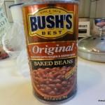 Sams Kitchen Slider Bakes Beans